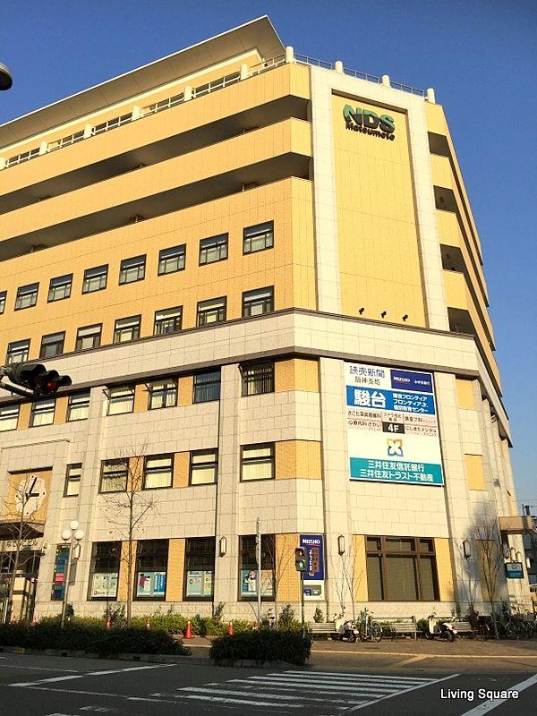 みずほ銀行・三井住友信託銀行・医療テナント・予備校など