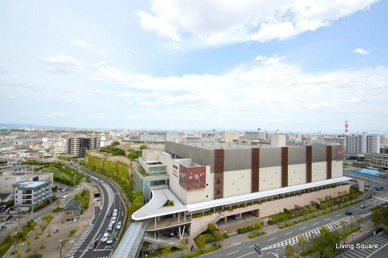 ※右側に14階建建築物が建築予定で御座いますので、将来眺望が変わります。